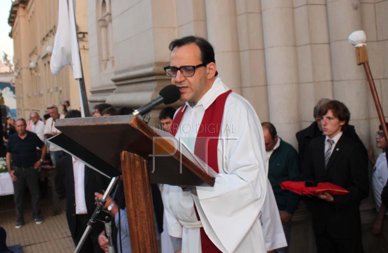 El padre Marcos Picaroni se mudará a Olavarría | Plan de Noticias Tandil